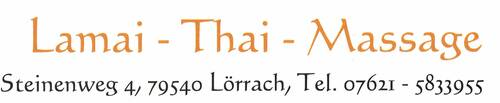 Lamai-Thai-Massage Lörrach